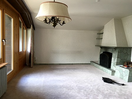 umbau wohnung haus cristallo. Black Bedroom Furniture Sets. Home Design Ideas